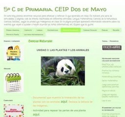 20 blogs para la asignatura de Ciencias Naturales. | Herramientas y Recursos Docentes | Scoop.it