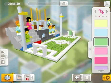 Building Creativity with Bloxy HD | IKT och iPad i undervisningen | Scoop.it