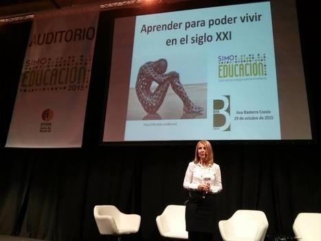 Aprender para poder vivir en el siglo XXI│@BasterraAna | Contar con TIC | Scoop.it