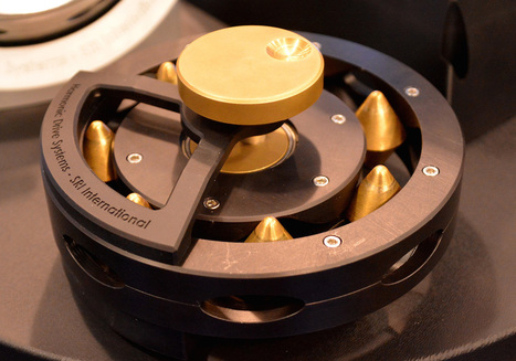 SRI Demonstrates Abacus, the First New Rotary Transmission Design in 50 Years | Education Technology | Scoop.it