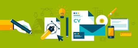 35 plantillas de Curriculums creativos: ¡Destaca con tu CV! | Empleo y Orientación Laboral | Scoop.it