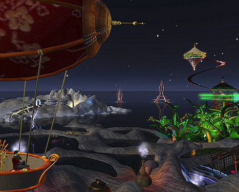 Virtual Worlds - Kitely is a Keen Replacement For Second Life | GeekMom | Wired.com | Mundos virtuais | Scoop.it