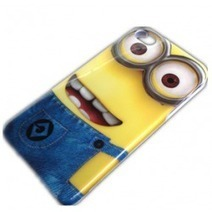 Minion iPhone 4, 4S protective case | Apple iPhone and iPad news | Scoop.it
