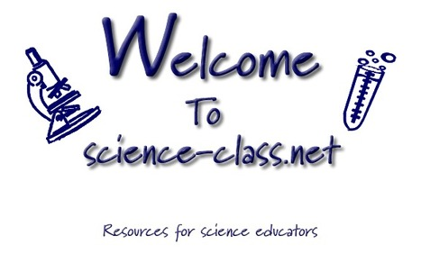 Science-class.net - Science Resources for the Middle Grades | Secondary Science Scoop | Scoop.it