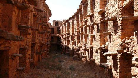 Un agadir (grenier fortifié) de la Province de Chtouka - Aït Baha | Ecotourisme au Maroc | Scoop.it