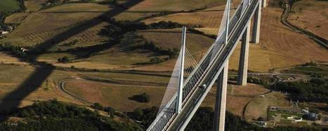 Viaduc de Millau : record de fréquentation en 2016 | L'info tourisme en Aveyron | Scoop.it