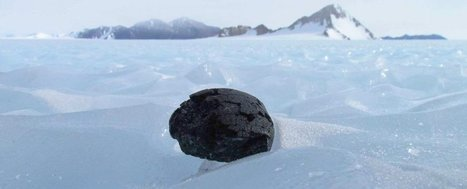 Scientists say they've solved the mystery of Antartica's missing iron meteorites | Antarctica | Scoop.it