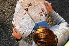 Newspapers no more, and online you realise it's about knowledge | Future Trends in Libraries | Scoop.it