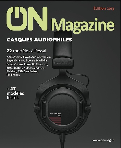 Guide casques audiophiles 2013 | Home Theater Passion | Scoop.it