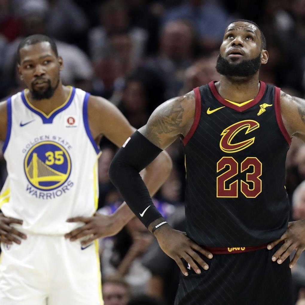 The 2018  NBA Playoff Awards  Who s the  MVP of... bcb411605