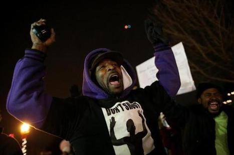Michael Brown, racism and America's open casket | SocialAction2014 | Scoop.it