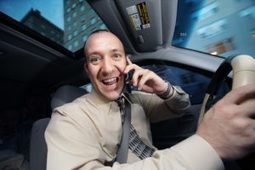 California Bans Holding Cell Phone While Driving | California Car Accident and Injury Attorney News | Scoop.it