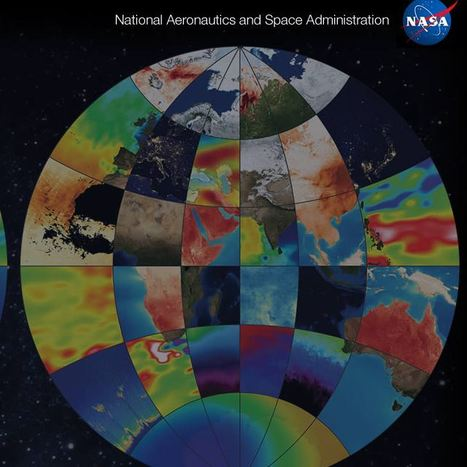 NASA Interactive Poster   Theme 3: Resources & the Environment   Scoop.it
