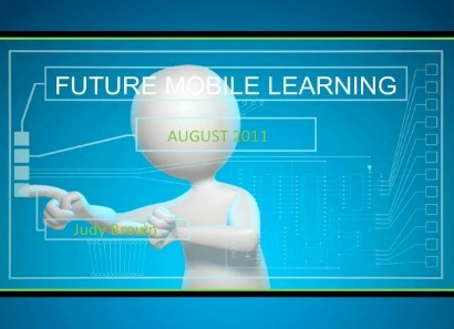 Future MobileLearning…08.31.11 | Education & Information Literacy | Scoop.it