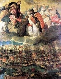 Batalla de Lepanto | Miguel de Cervantes-Antonio y Manolo | Scoop.it