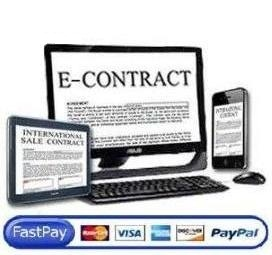 e-Contracts for International B2B trade transactions | Electronic Contract models and templates for International B2B Trade | Scoop.it