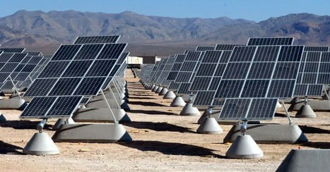 Israel to Build the 5th Largest Solar Power Station on the Planet | Jewish Education Around the World | Scoop.it
