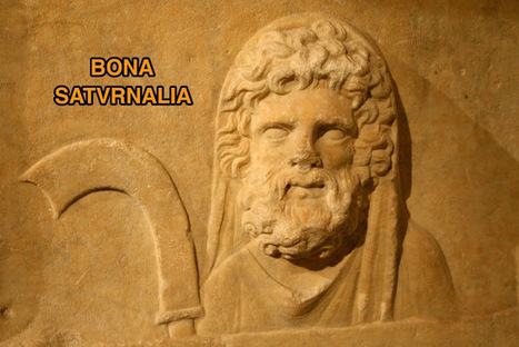 BONA SATVRNALIA... | EURICLEA | Scoop.it