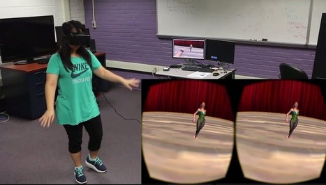 Embodied Cognition & Using Social Structures for Collaborative Learning - Road to VR | Augmented, Alternate and Virtual Realities in Higher Education | Scoop.it