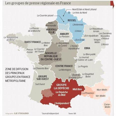 La consolidation de la presse régionale se poursuit | DocPresseESJ | Scoop.it