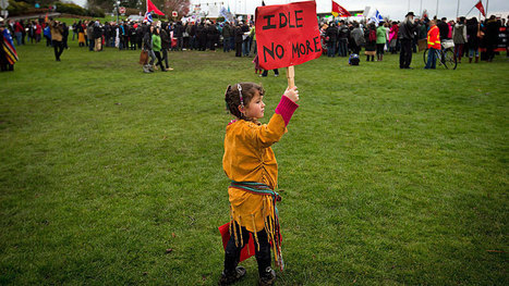 Duncan McCue: The cultural importance of Idle No More - Canada - CBC News | Canada and its politics | Scoop.it