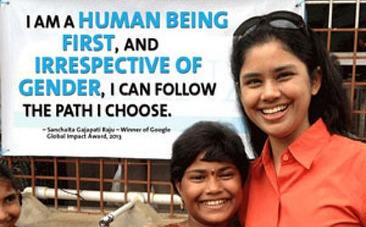 How One Young Woman is Working to Bring Clean Water and Sanitation to India   Women And Work   Scoop.it