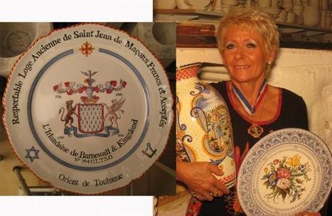 La céramique, entre savoir-faire et faire savoir | L'actualité maçonnique | Scoop.it