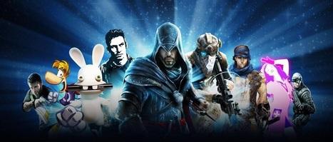 ¡Crea a tu propio personaje en 3D basado en Ubisoft! - Atomix | Redes 3D. Posibilidades didacticas de los metaversos | Scoop.it
