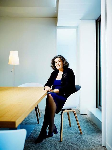 Nathalie Collin, La Poste 3.0 c'est elle | Les Postes et la technologie | Scoop.it