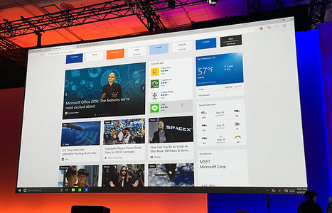 Microsoft annonce-t-il le début de la fin pour Internet Explorer ? | Geek or not ? | Scoop.it
