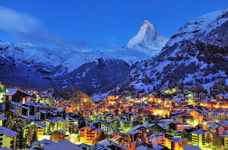 Luxury travel: Michelin-starred restaurants in ski resorts - Decanter | Le Vin en Grand - Vivez en Grand ! www.vinengrand.com | Scoop.it