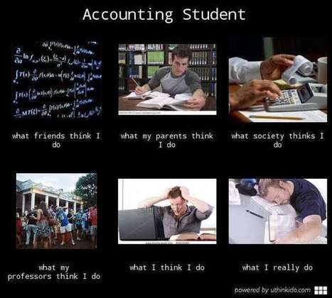 Accounting student | Accounting Students | Scoop.it