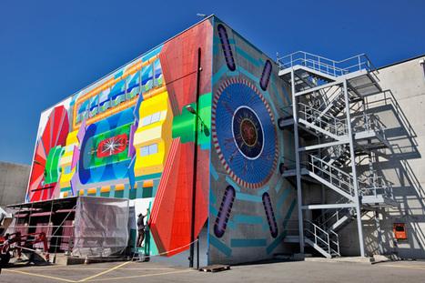 CultureLab: Art and science collide at CERN | Futurewaves | Scoop.it