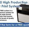 KIP C7800 Color System