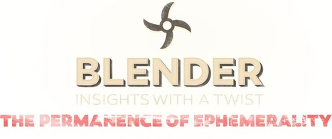 Blender by @OgilvyMontreal fuses ideas and trends | Digital slices | Scoop.it