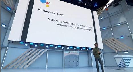 Google Duplex: Human Language is the Only API t...