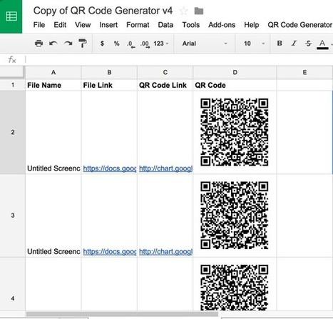 QR codes' in iGeneration - 21st Century Education (Pedagogy