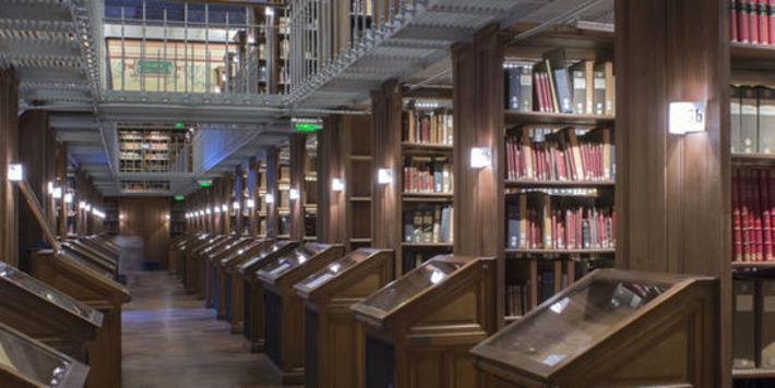 Au coeur de Paris, la bibliothèque Richelieu s'enrichit | Le Monde | Kiosque du monde : A la une | Scoop.it