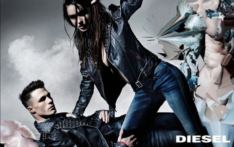 Colton Haynes by Nicola Formichetti for Diesel fw14/15 - JIMI PARADISE™ | FASHION & LIFESTYLE! | Scoop.it