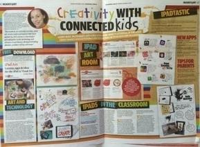 Cathy Hunt | iPad Art Room | Creating on the iPad | Scoop.it