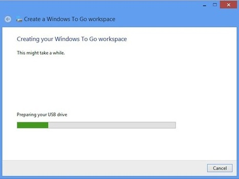 How to Create a Windows To Go USB Drive | Windows Infrastructure | Scoop.it