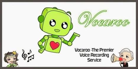 Vocaroo: Geluidsopnames maken, online zetten, delen, embedden en QR-code van maken. | Nieuwsbrief H. van Schie | Scoop.it