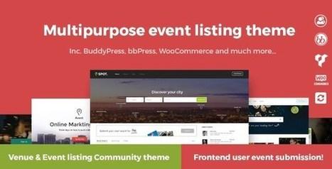 I migliori temi Wordpress per creare un portale eventi | wordpressmania | Scoop.it