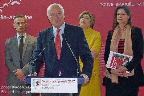Une Nouvelle Aquitaine résolument tournée vers l'Innovation et l'Avenir | Bordeaux Gazette | Scoop.it