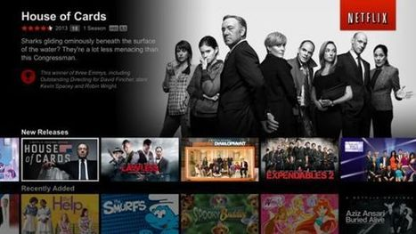 Origin of the series: how TV producers are adapting for on demand | Virtual tutoring | Scoop.it