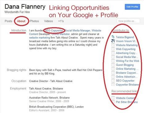 How To Get Maximum SEO Value From Your Google Plus Account | SEO Vietnam | Scoop.it