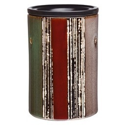 Brushstrokes Scentsy Warmer Deluxe Gifts And