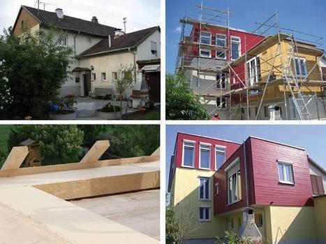 J'éco-rénove avec la fibre de bois | Ageka les matériaux pour la construction bois. | Scoop.it