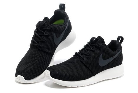 save off fc2ec a7349 Factory Outlet Black Nike Roshe Run Cheap Uk Quality Free Shipping Outlet