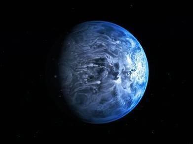 The other blue planet: HD 189733b's stunning ... - Ajan Reginald   Ajan Reginald   Scoop.it